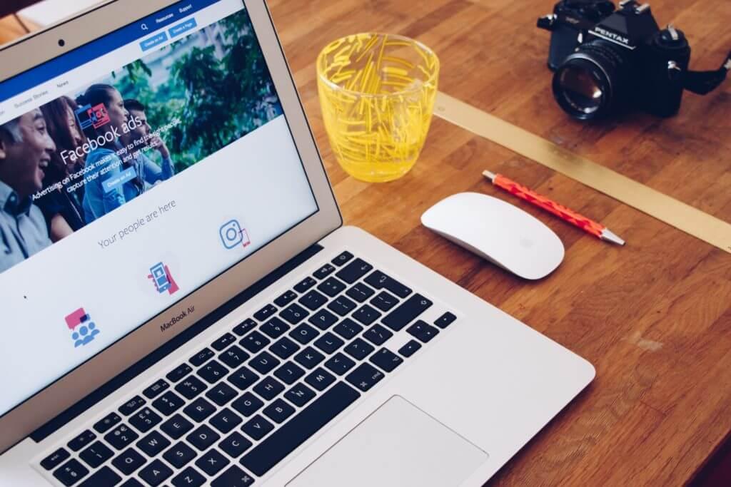 Publicité en ligne : facebook ads